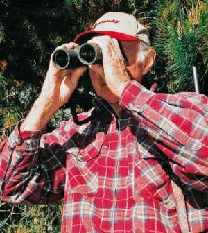 Kahles new lightweight 8x42 hunting binocular