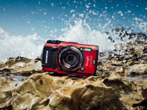 Olympus unveils TG-5 'Tough' camera with new Sensor and 4K video