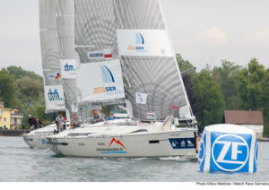 Defending champions ready for 22nd Match Race Germany