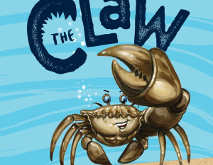 The Claw childrens book