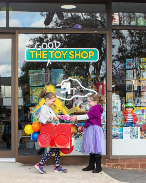 Last week's top story: The Good Toy Shop announces decision to close