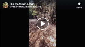 WATCH: Our readers in action on the trails
