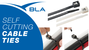 BLA Trade Talk: Self-cutting cable ties