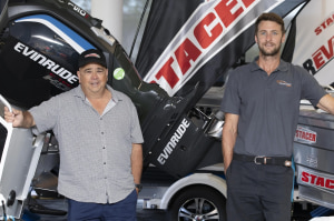 Thwaites Marine adds Stacer and Evinrude