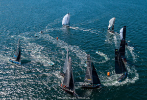 Bigger fleet and new image for RC44 Championship