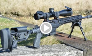 6.5 Creedmoor Tikka T3x Tac A1 - Video Review