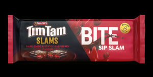 Tim Tams that are designed to slam