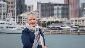 Tina Symmans to chair America's Cup Events Ltd