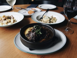 Recipe: Tipico's slow-braised beef cheek with polenta