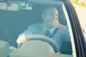 驾驶员疲劳警报