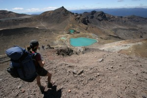 NZ's Tongariro Northern Circuit is one for the books