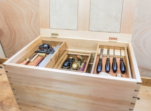 How to build a kauri tool chest