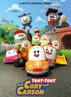 VTech partners with Netflix to grow Toot-Toot Drivers range