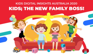 96% of Aussie parents' spend is influenced by their kids
