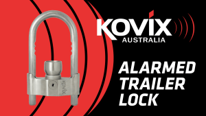 BLA Trade Talk: Kovix Alarmed Trailer Locks