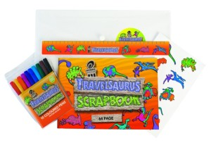 Travel pack joins dinosaur themed range