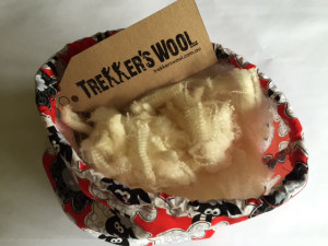 Keep your feet happy with Trekker's Wool