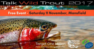 Talk Wild Trout Conference on this Saturday!
