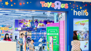 Toys R Us Asia separates from American parent in new deal