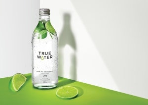 Premium and sustainable design for Frucor Suntory's new water range