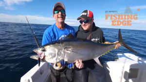 VIDEO: Tuna action