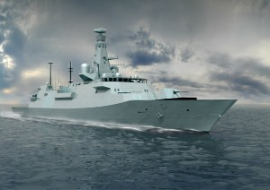 Canada opts for Type 26 frigate