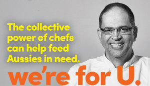 SPONSORED: Unilever Food Solutions 'We're For U' campaign puts chefs front and centre