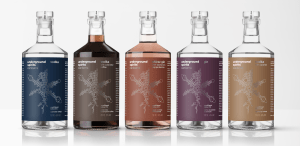 Spirits range echoes science and provenance