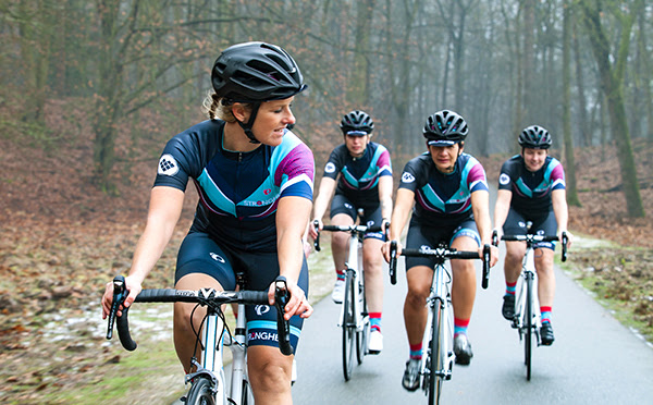 Kask Partner with Women's Cycling Promoters Strongher