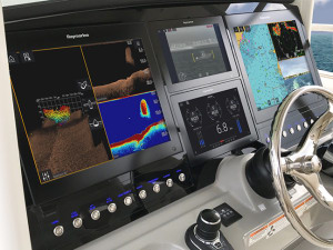 New RVX1000 brings 3D and CHIRP sonar imagery to Axiom XL