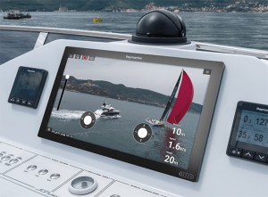 Take to the skies with Raymarine Axiom UAV and LightHouse 3.6