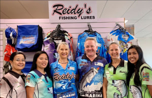 Reidy's Lures acquires Schneider Fishing Lines