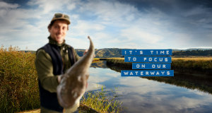 OzFish makes national call to focus on waterway health