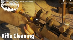 Rifle Maintenance - Cleaning Tips