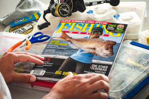"PREVIEW: Fishing World bumper December ""Summer-Long"" edition!"