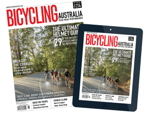 Latest Bicycling Australia Print Edition Out Now + Christmas Subscription Special