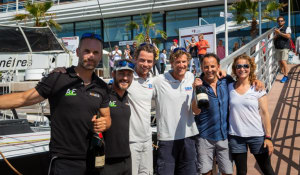 Successful launch for the IMOCA Globe Series