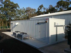 Eco-friendly, compact data centre