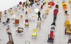 Chair times by Vitra