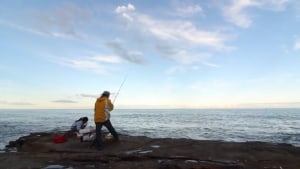 VIDEO: Fishing for culture