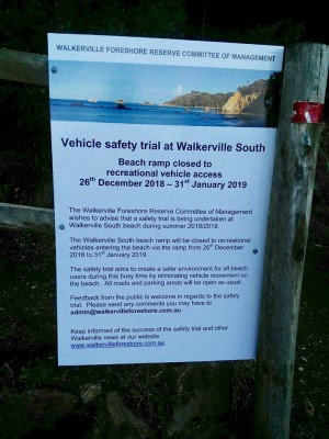 Have your say on Walkerville beach ramp closure