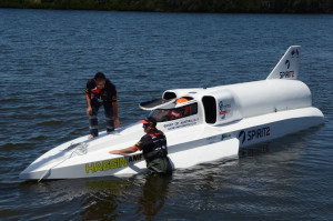 RTM backs world speed record attempt
