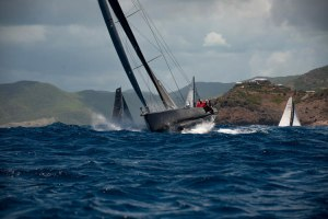 Warrior takes line honours and record in Antigua Bermuda Race