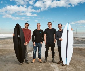 Three Blue Ducks is opening inside Australia's first surf park