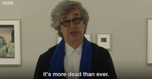 "Wim Wenders: photography is ""More dead than ever"" thanks to smartphones"