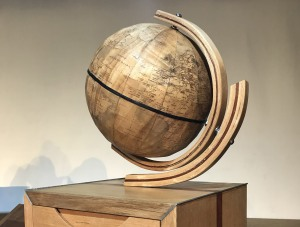 Adam West's Globe of the World: Student Awards 2018