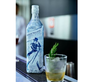 Diageo's icy White Walker rollout