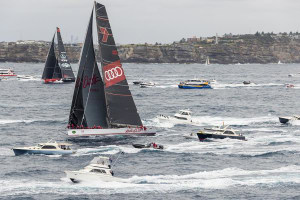 New entries and old foes for Sydney Gold Coast Yacht Race