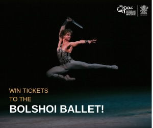 See the Bolshoi - for FREE!