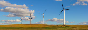 Investment windfall for clean energy